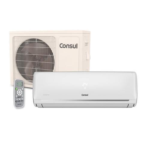 Imagem de Ar Condicionado Split Inverter Consul 12000 BTUs Quente e Frio Maxi CBJ12EBBNA