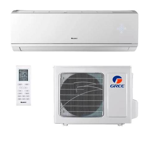 Imagem de Ar Condicionado Split Inverter Eco Garden Gree Quente e Frio 9000 BTUs GWH09QA-D3DNB8M/I 220V 220V