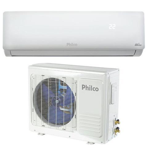 Imagem de Ar Condicionado Split Inverter High Wall 12000 BTUs Philco Quente/Frio 220V PAC12000IQFM9