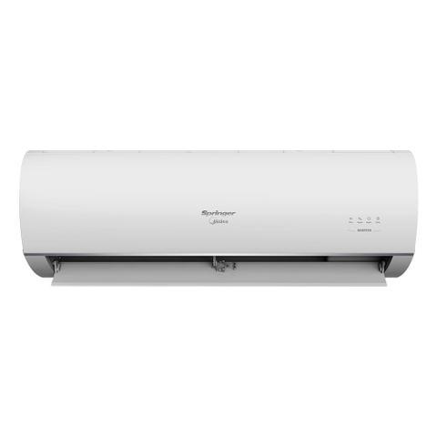 Imagem de Ar Condicionado Split Inverter High Wall Springer Midea AirVolution Quente e Frio 9000 BTUs 42MAQT09S5 220v