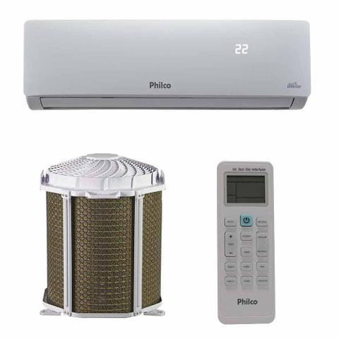 Imagem de Ar Condicionado Split Inverter Philco 9000 BTUs Quente e Frio 220V PAC9000ITQFM9W