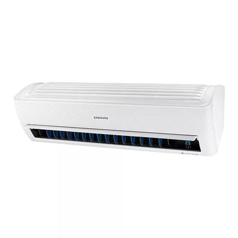 Imagem de Ar Condicionado Split Inverter Samsung Wind Free Quente e Frio High Wall 9000 BTUs AR09NSPXBWKNAZ 220v
