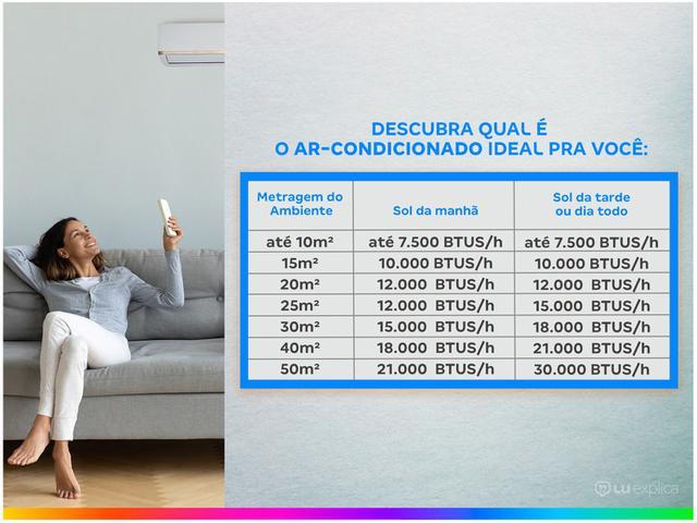 Imagem de Ar-condicionado Split LG 9.000 BTUs Quente/Frio