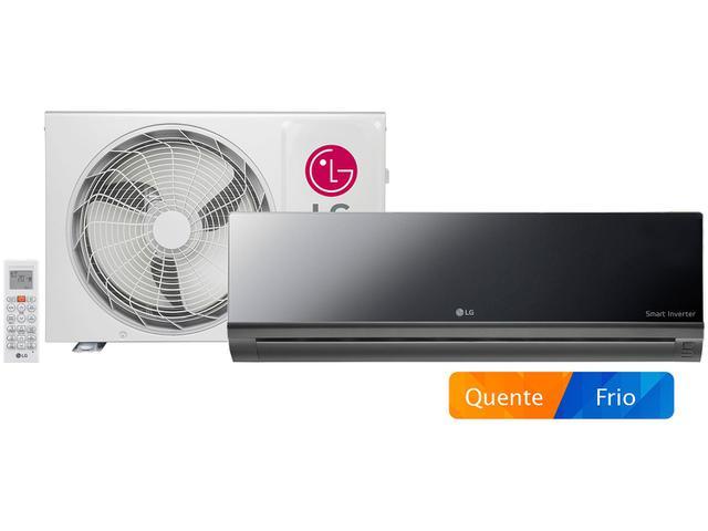 Imagem de Ar-condicionado Split LG 9000 BTUs Quente/Frio