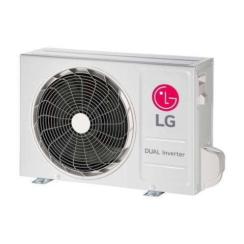 Imagem de Ar Condicionado Split LG Dual Art Cool Inverter 18000 Btus Quente e Frio 220v