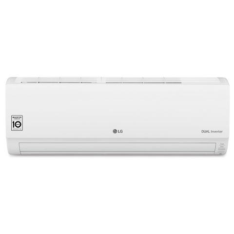 Imagem de Ar Condicionado Split LG Dual Inverter 9000 Btus Quente/Frio 220V