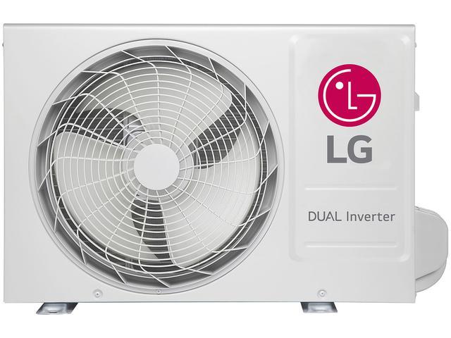 Imagem de Ar-condicionado Split LG Inverter 9.000 BTUs