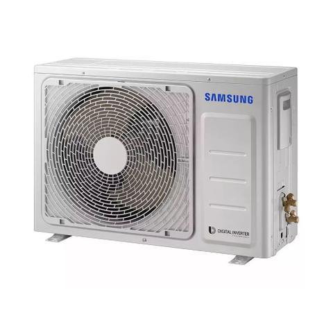 Imagem de Ar Condicionado Split Samsung Digital Inverter 8 Polos 9000 BTUs Q/F 220V AR09MSSPBGMXAZ