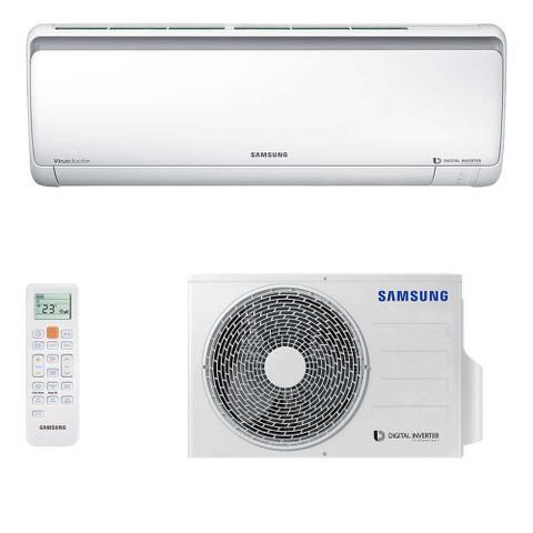 Imagem de Ar Condicionado Split Samsung Digital Inverter 9000 BTUs Frio 220V AR09KVSPBSNXAZ