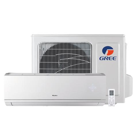 Imagem de Ar Condicionado Split Wall Gree Eco Garden Inverter 9000 btu/h Frio 220v