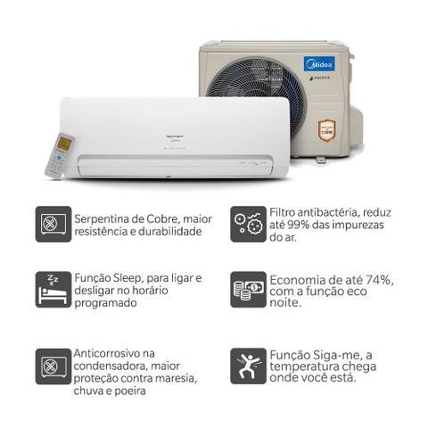 Imagem de Ar Condicionado Springer Midea Split Inverter 12000 Frio 220V Mono