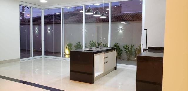 Imagem de Arandela 2 Focos E 2 Frisos Externa Parede Muro Ar1510 Alumínio
