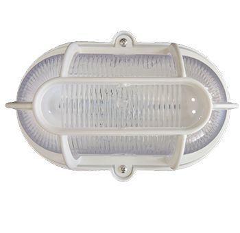 Imagem de arandela tartaruga de led com fixação magnética branca