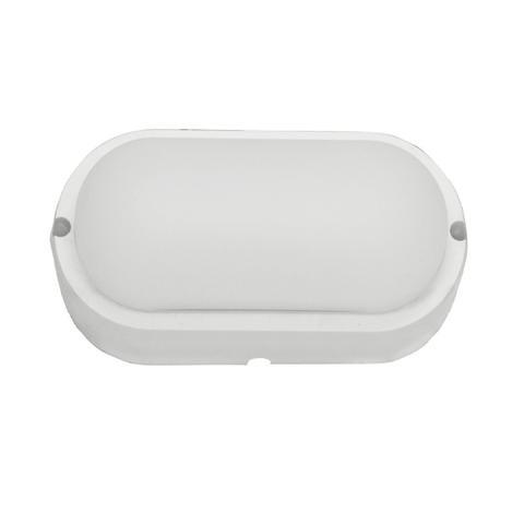 Imagem de Arandela tartaruga led oval 10W Branco Frio 6500k MAKLED