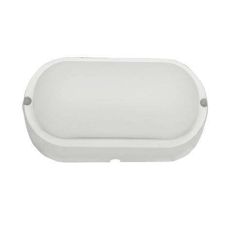 Imagem de Arandela tartaruga led oval 10W Branco Quente 3000k MAKLED