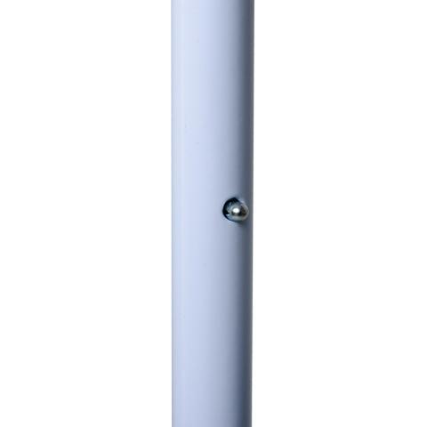 Imagem de Arara de Roupas Dobrável 150cm Branca