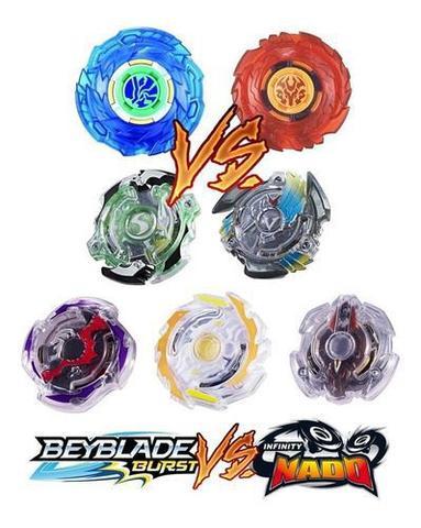 Imagem de Arena Beyblade +5 Beyblade Hasbro + 2 Bey Infinity Nado