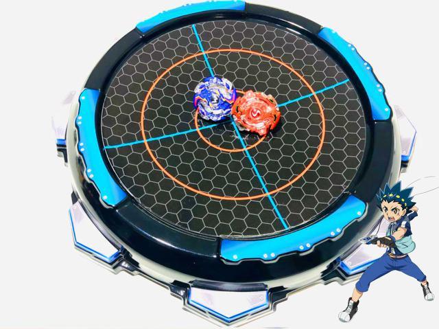 Imagem de Arena Beyblade BeyStadium Battle Turbo - Valt