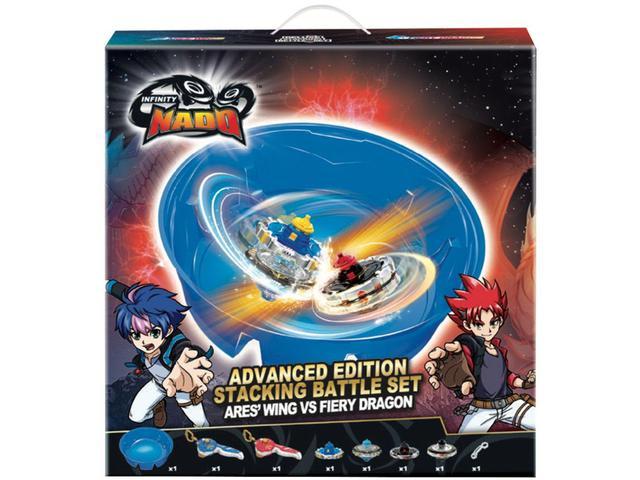 Imagem de Arena de Batalha Infinity Nado Advanced Edition - Stacking Battle Set com Acessórios Candide