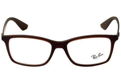 860447705 Armação De Óculos Ray-ban Rb 7047l 5451 56-17 145 - Armação / Óculos ...