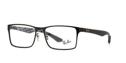 e347355e76478 Armação De Óculos Ray-ban Rb 8415 2848 55-17 145 - Óculos de grau ...