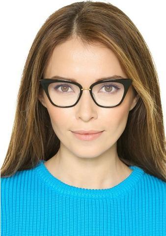 Imagem de Armação Gatinho Vintage para Óculos de Grau - Várias Cores