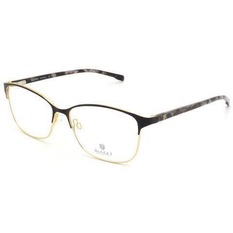 7fe80abae03ab Armação Óculos de Grau Bulget Feminino BG1552 09A - Óptica ...