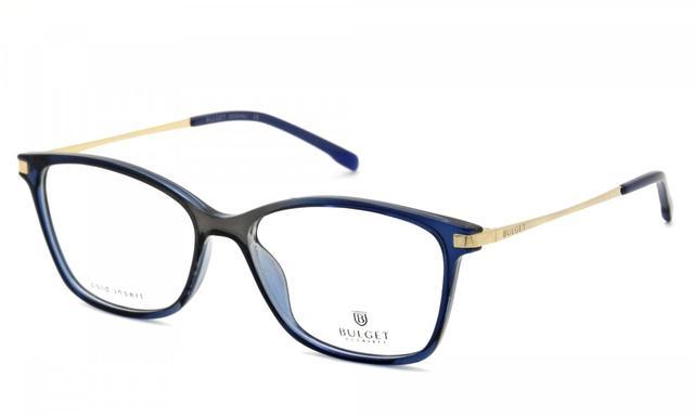 66f2422b7 Armação Óculos de Grau Bulget Feminino BG4112 C04 - Óptica ...