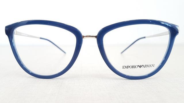 053a7c2086793 Armação Óculos de Grau Emporio Armani Feminino EA3137 5694 - Óculos ...
