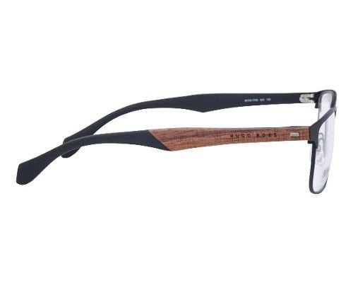 d690e30be Armação Óculos De Grau Masculino Boss 0780 003 - Hugo boss - Óptica ...