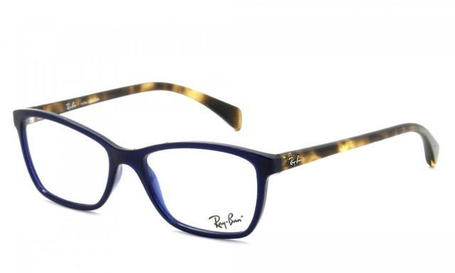 Armação óculos de grau Ray-Ban RB7108l 5696 - Óculos de grau ... 547da57201