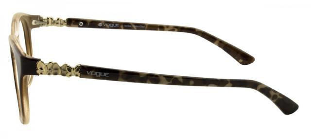 Armação Óculos de Grau Vogue Feminino VO2933L 2289 - Óptica ... ea55f318f3
