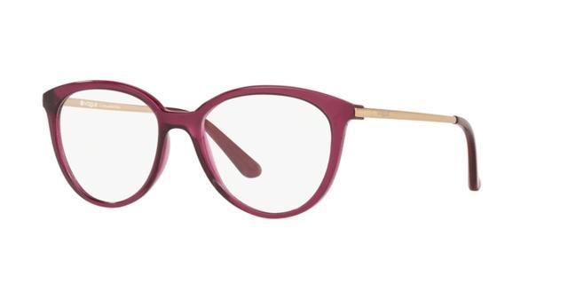Imagem de Armação Óculos de Grau Vogue Feminino VO5151L 2747