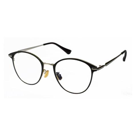 Imagem de Armação Óculos Grau Feminino Redondo Retrô Original  8038