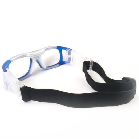 Imagem de Armação Óculos Proteção Ideal P Lentes de Grau Futebol Voley Basquete Ciclismo Corrida Tenis Esportes de Aventura ST01