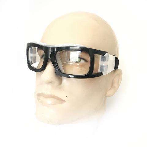 Imagem de Armação Óculos Proteção Ideal P Lentes de Grau Futebol Voley Basquete Ciclismo Corrida Tenis Esportes de Aventura ST02