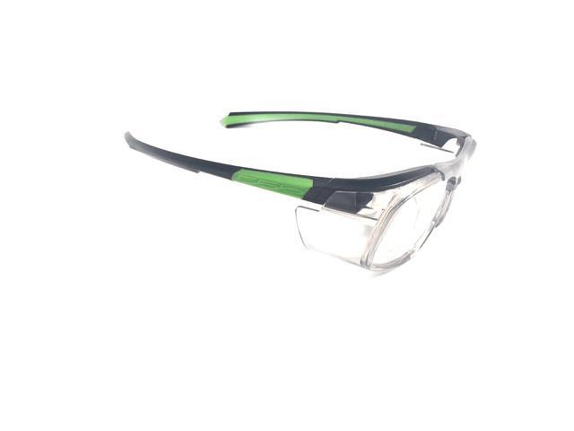 106ee0c19e497 Armação Óculos Segurança Para Lentes De Grau UNIVET 555 - Óculos de ...