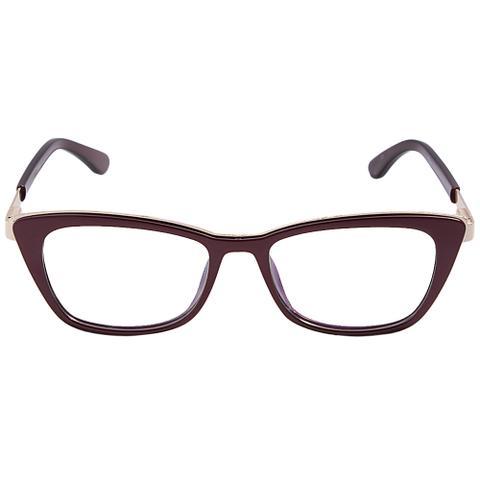 Imagem de Armação para Óculos de Grau Feminino KALLBLACK AF9040