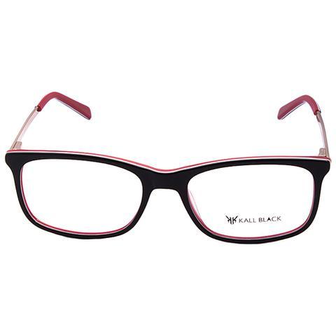 Imagem de Armação para Óculos de Grau Feminino KALLBLACK AF943