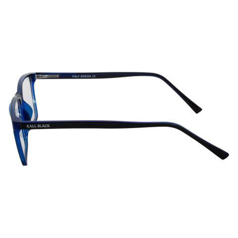 Imagem de Armação para Óculos de Grau Masculino KALLBLACK AM1802