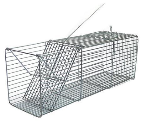 Imagem de Armadilha ratoeira grande automática para ratos, ratazanas, camundongos e outros animais