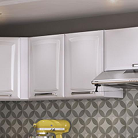 Imagem de Armário De Aço Para Cozinha 2 Portas Tarsila Branco Itatiaia Móveis