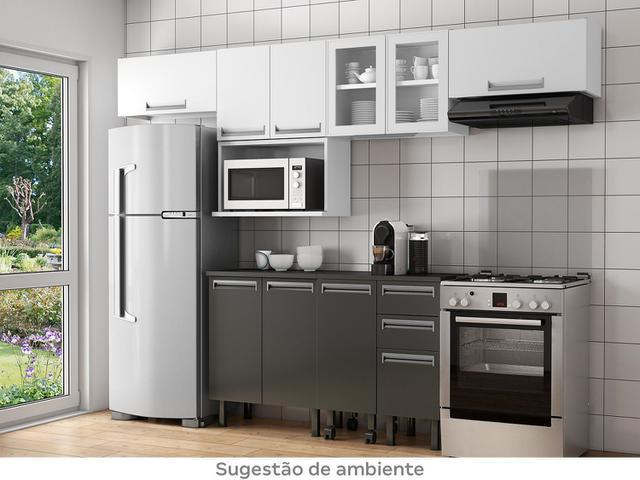 Imagem de Armário de Cozinha Aéreo Colormaq Roma SM70-BR