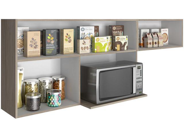 Imagem de Armário de Cozinha Aéreo Itatiaia Lya 3 Portas