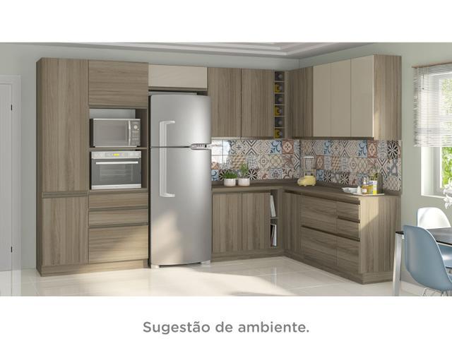 Imagem de Armário de Cozinha Aéreo Kappesberg Maxxi