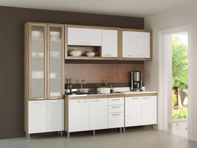 Imagem de Armário de Cozinha Aéreo Toscana 2 Portas