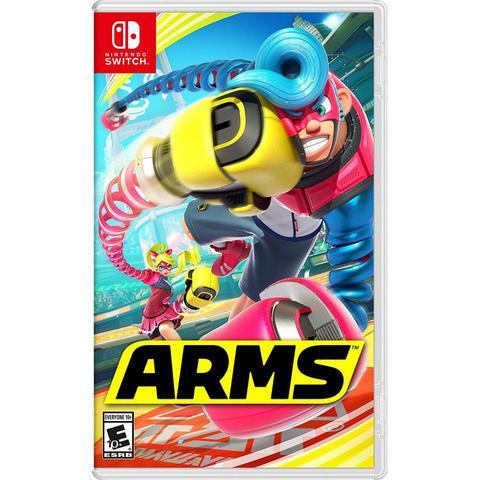 Jogo Arms - Switch - Nintendo