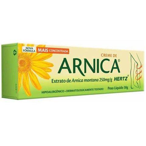 Imagem de Arnica Creme Hidratante Para As Pernas 30g