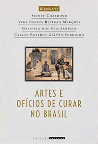Imagem de Artes e ofícios de curar no Brasil