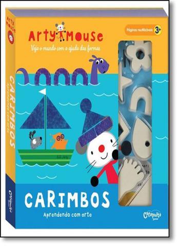Imagem de Arty Mouse: Carimbos